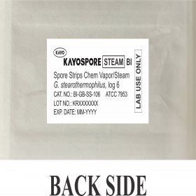 Spore Strips (Chem Vapor / Steam)