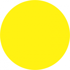 KayoCheck Gamma Circular Chemical Process Indicator (Plain) Yellow To Red