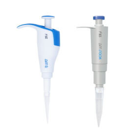 Miniatured Fixed Volume Pipette 20muL With Tip Ejector